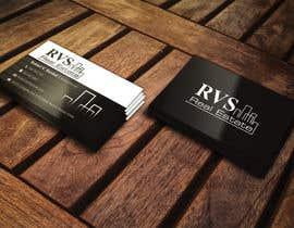#25 para Design some Business Cards for real estate company por flechero