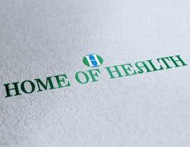 #13 untuk Design a Logo for Home of Health oleh NasirAmil