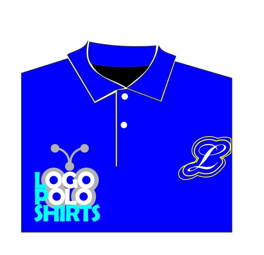 Participación en el concurso Nro.                                        550                                      para                                         Logo Design for Logo Polo Shirts