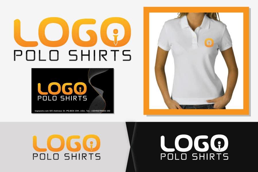 Participación en el concurso Nro.                                        412                                      para                                         Logo Design for Logo Polo Shirts