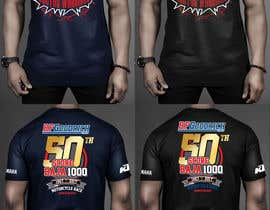 #9 for Design a T-Shirt for a BAJA 1000 Team by greenpeacepait