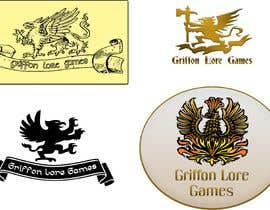 #89 , Design a Logo for Griffon Lore Games 来自 tombeaty