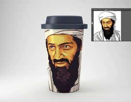 #9 for PROJECT OF THE YEAR - Absurdist Coffee Cup Lid Illustration competition! by Aj77t