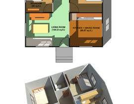 bijjuratna tarafından I need a 3d view & perspective of my building plan, with elevation options. için no 15