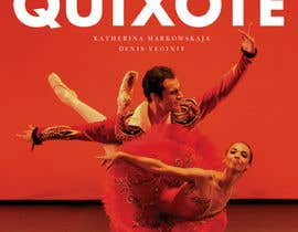nº 106 pour Graphic Design for Classical ballet event called Don Quixote par skurt
