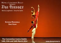 #28 for Graphic Design for Classical ballet event called Don Quixote by aqshivani