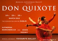 Photography Contest Entry #145 for Graphic Design for Classical ballet event called Don Quixote