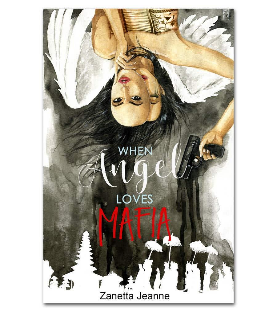 Romance Book Cover Illustration : Design for my nd romance novel cover freelancer