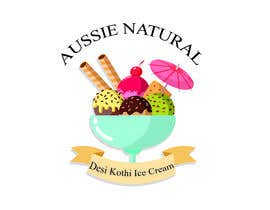 "#7 for Designs of ""DESI KOTHI ICE CREAM"" Logo, pamphlet, visiting card and banner by Ashraful079"