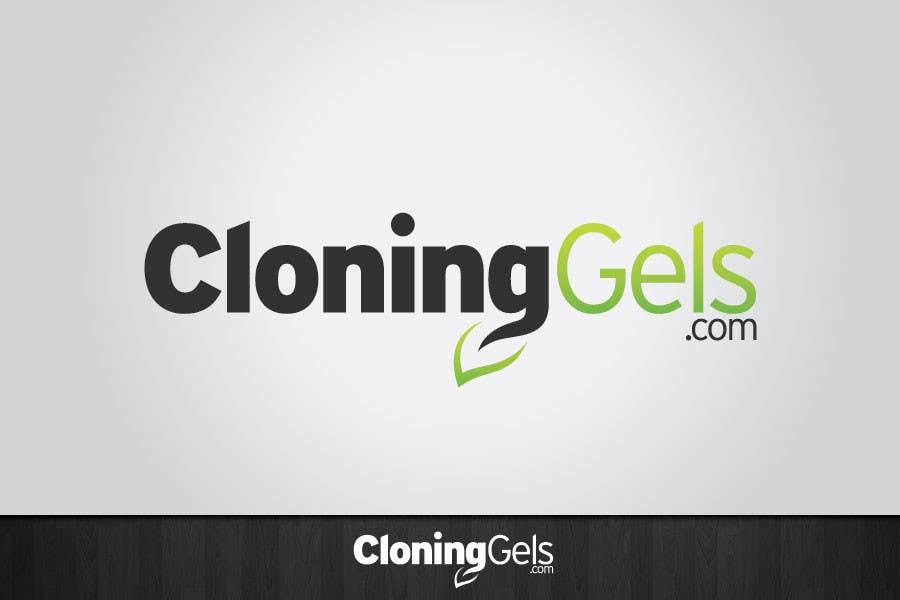 #106 for Logo Design for CloningGels.com by tiffont