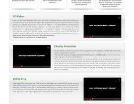 #5 untuk 1 Landing Page oleh designsdotstudio