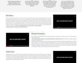 #7 untuk 1 Landing Page oleh designsdotstudio
