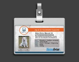 #103 cho Design a Pet ID-Card (for dogs and cats) bởi shanaudio
