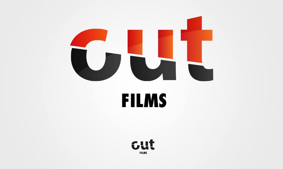 Proposition n°                                        252                                      du concours                                         Logo Design for Cut Out Films