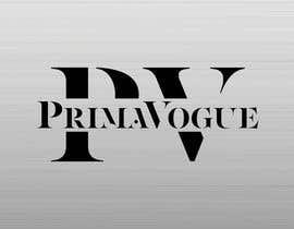 #185 for Design a Logo for PrimaVogue af eddesignswork
