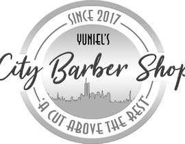 #29 for Barber Shop logo by tombeaty