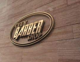 #62 for Barber Shop logo by Rayhanraju