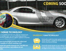 #54 για POSTER FOR NEW CAR WASH TECHNOLOGY από umangpatel2442