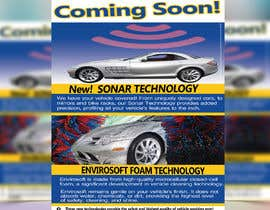 #47 για POSTER FOR NEW CAR WASH TECHNOLOGY από TheFaisal
