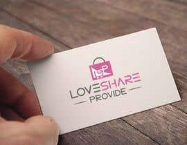 mohammadArif200 tarafından logo design - loveshareprovide.com için no 50