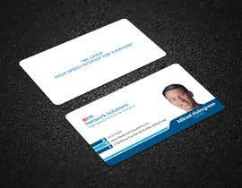 #37 for modify some Business Cards by hmdtaher