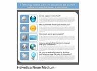White Paper Infographics sesign for Loft Media Publishing için Graphic Design17 No.lu Yarışma Girdisi