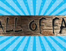 #4 cho Design a Banner for our WALL OF FAME page bởi Tukai9836
