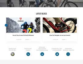 #22 for Start Page e-bikes4you.com Shop by nizagen