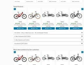 #10 for Start Page e-bikes4you.com Shop by Farghly1