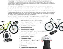 #13 for Start Page e-bikes4you.com Shop by awesomeuiguy