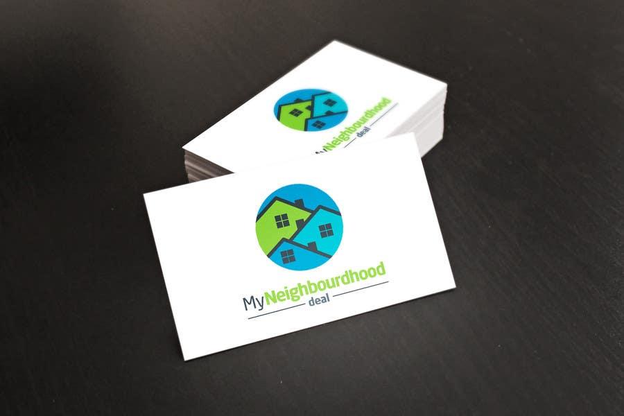 Penyertaan Peraduan #                                        59                                      untuk                                         Design a Logo for my neighbourhood deal