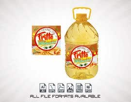 "#29 for Create Label Design for Frying Oil ""Fritto Chef"" by javier1rosari"