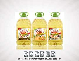 "#44 for Create Label Design for Frying Oil ""Fritto Chef"" by javier1rosari"