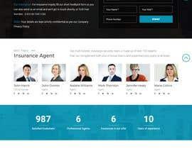 #8 untuk Life Insurance quotation website oleh DevAb