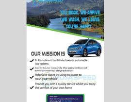 Číslo 48 pro uživatele Design a Flyer for Waterless Carwash od uživatele jobayerahmmadjob