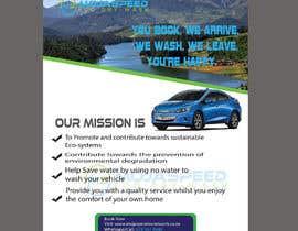 Číslo 49 pro uživatele Design a Flyer for Waterless Carwash od uživatele jobayerahmmadjob
