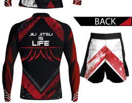 #11 for Art Work for Fight Wear by eliartdesigns