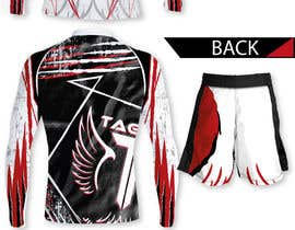 #14 for Art Work for Fight Wear by eliartdesigns