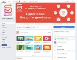 #12 for Design  Logo, Facebook cover photo by PriteshRK