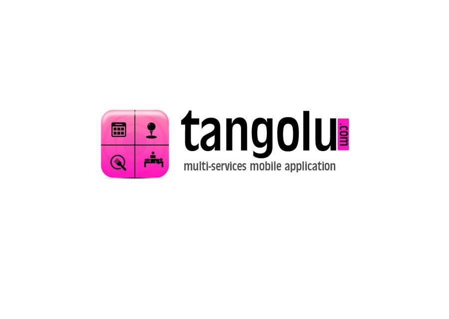 Inscrição nº                                         159                                      do Concurso para                                         Logo Design for tangolu