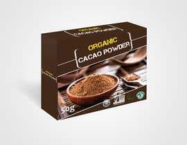 #33 untuk I need a paper box design on cocoa powder oleh mohamedgamalz