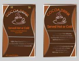 #40 untuk I need a paper box design on cocoa powder oleh ramseyjim