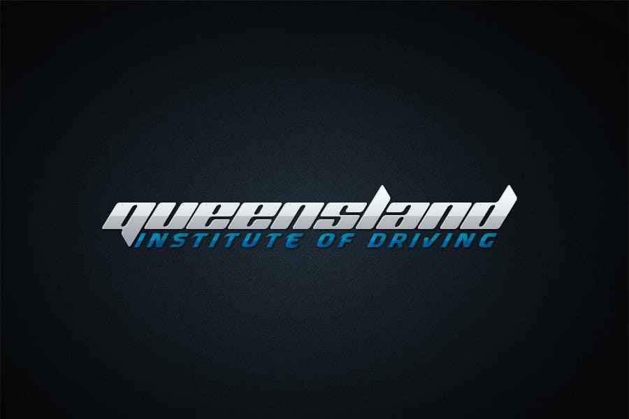 Inscrição nº                                         237                                      do Concurso para                                         Logo Design for Queensland Institute of Driving