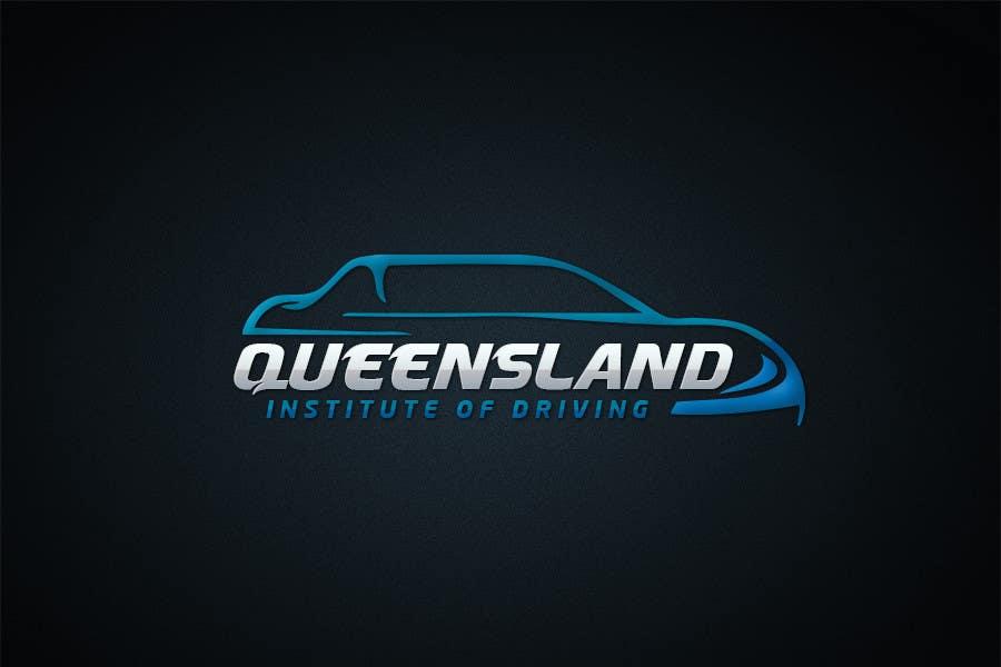 Inscrição nº                                         233                                      do Concurso para                                         Logo Design for Queensland Institute of Driving