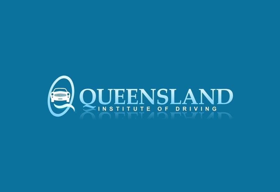 Inscrição nº                                         69                                      do Concurso para                                         Logo Design for Queensland Institute of Driving