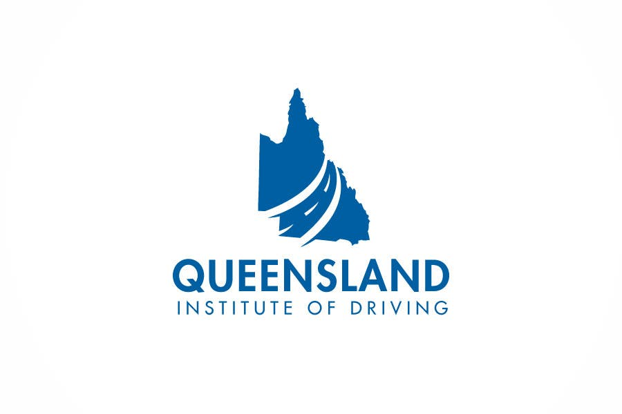 Inscrição nº                                         51                                      do Concurso para                                         Logo Design for Queensland Institute of Driving