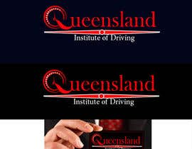 nº 121 pour Logo Design for Queensland Institute of Driving par fumanjii