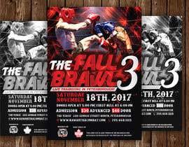 #7 for Muay Thai Kickboxing Event Poster by ssandaruwan84