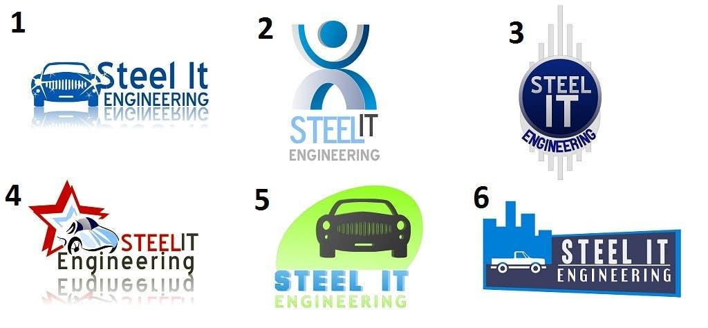 Inscrição nº 122 do Concurso para Logo Design for Steel It Engineering, Ballarat, Australia