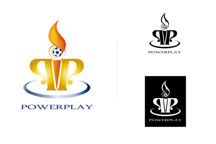 #289 for Logo Design for Power play by Siyugarden